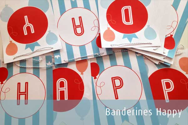 Banderines-Happy