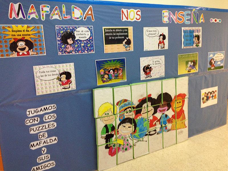 Mafalda-Enseña