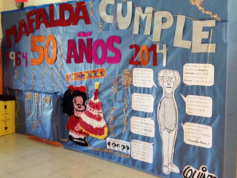 Mafalda-Mural