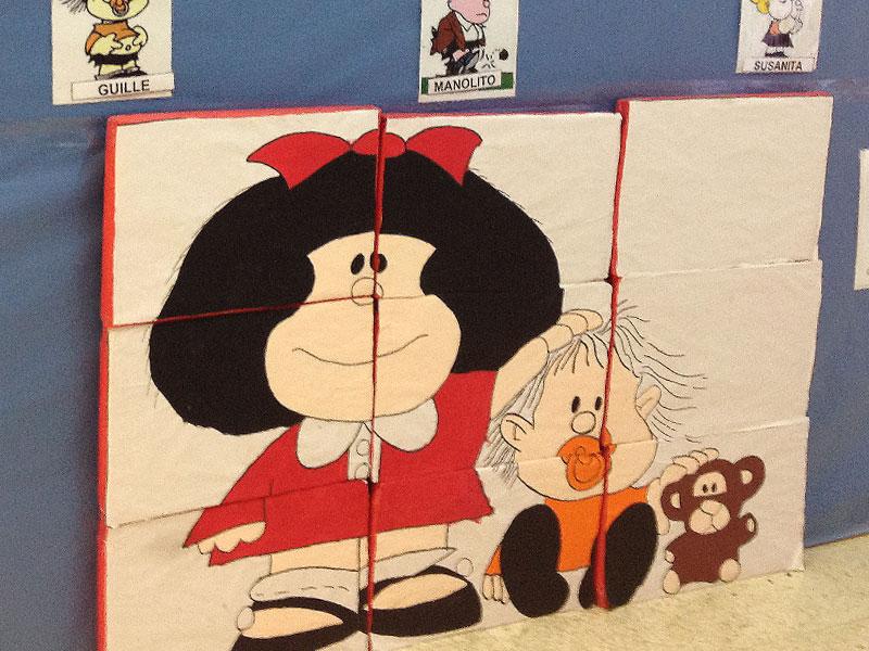 Mafalda-Puzzle